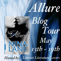 UPCOMING BLOG TOUR - ALLURE - NINA LANE