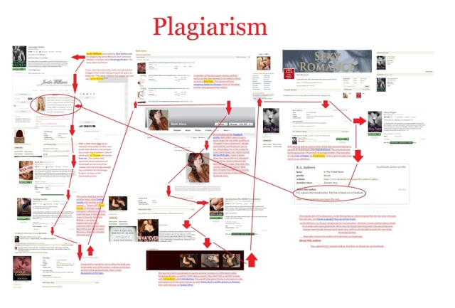 plagiarism visual