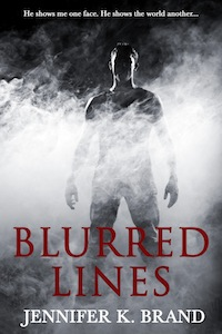 Blurred Lines by Jennifer K. Brand